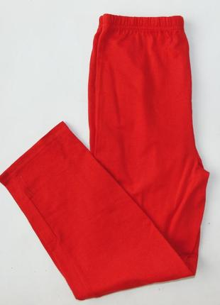 Пижама низ штаны 7-8 лет primark англия 128 см