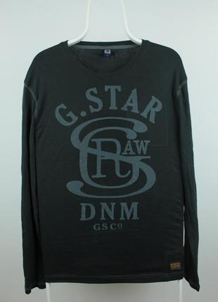 Оригинальный g-star t-shirt co ryan long sleeved размер xxl