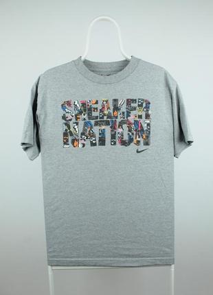 Оригинальная стильная качественная футболка nike размер м