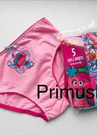 Primark трусики для девочки