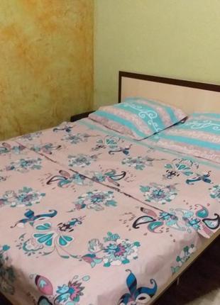 Нежный и светлый постельный набор, 2- спалка и евро комплект в наличии