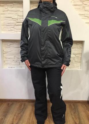 Лыжный костюм зимний комбинезон термо trespass и к-tec р.м-l