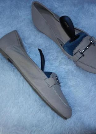 Балетки-туфлі 39,5 розмір