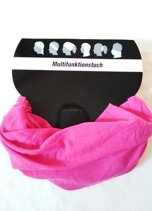 Универсальная повязка, многофункциональный шарф для девочки