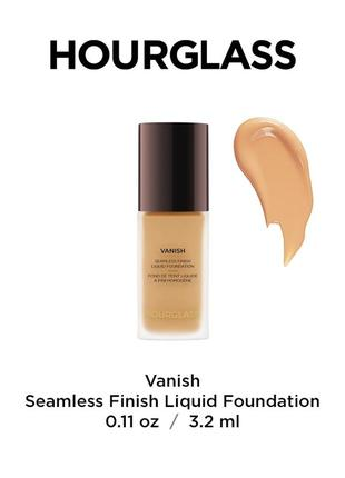 Тональная основа hourglass vanish seamless finish liquid foundation nude
