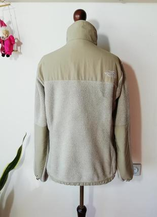 Тепленькая флисовая куртка the north face3