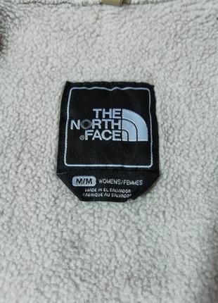 Тепленькая флисовая куртка the north face9
