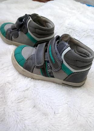 Деми ботинки bubblegummers