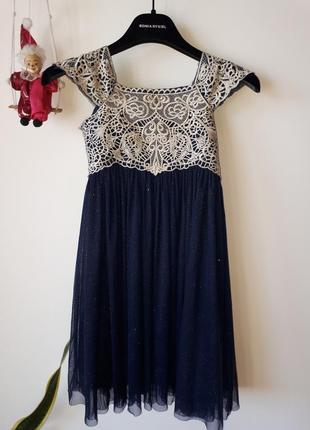 Невероятно красивое платье sugar plum