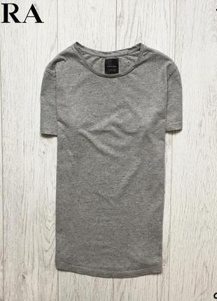 Мужская футболка zara man1