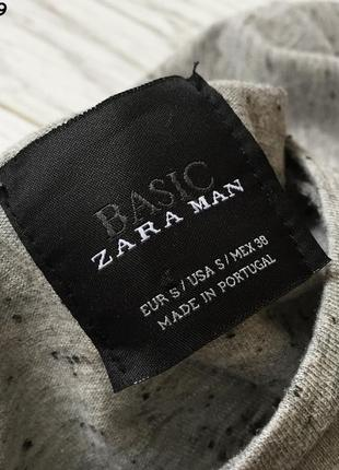 Мужская футболка zara man3