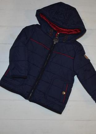 Куртка для мальчика 9-12 мес