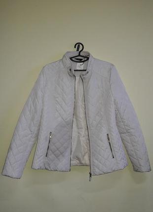 Стеганая куртка f&f р. uk16 наш 48-50