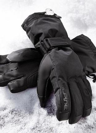 Технологичные перчатки для современных лыжников от tchibo, германия