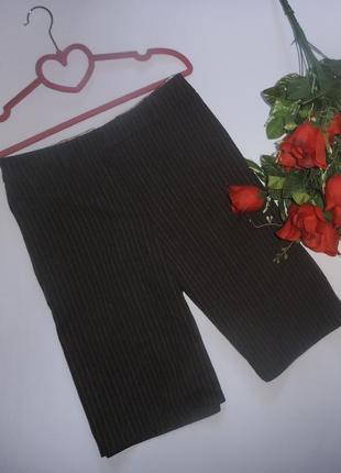 Стильные плотные шорты amaranto
