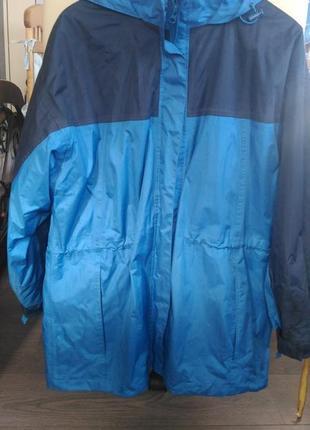 Термо куртка ,ветровка,спортианая куртка размер 16 .