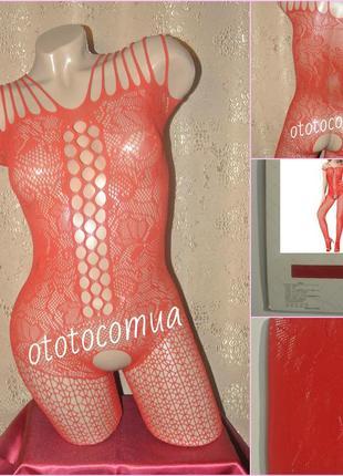 5-16 сексуальная боди-сетка с рисунком комбинезон сексуальное белье