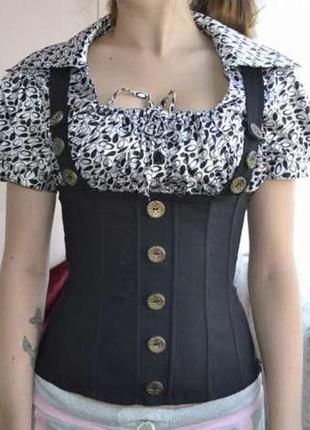 Деловая, школьная блуза.