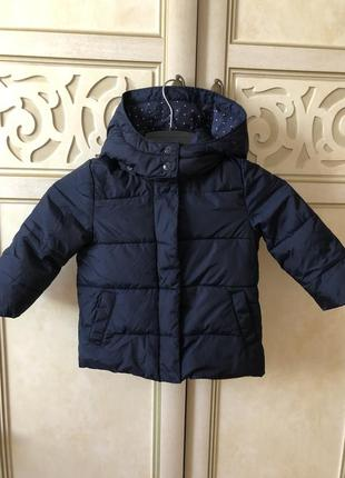 Демисезонная куртка на девочку gap