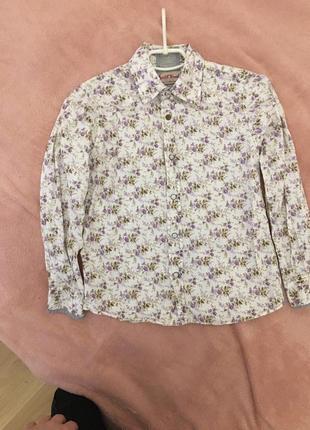 Рубаха на кнопках scotch & soda 11-12 лет