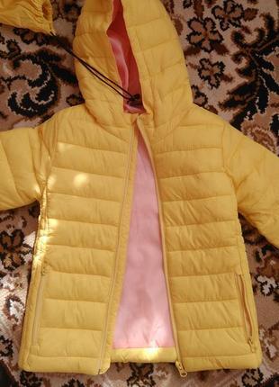 Класная куртка 5-6 лет