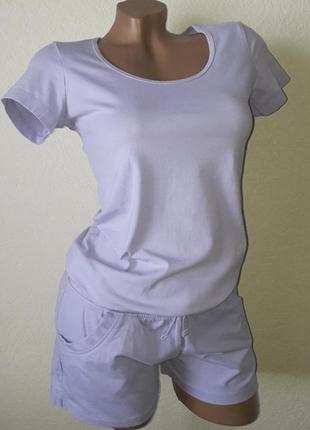 Пижама летний комплект esmara германия р. 42-445