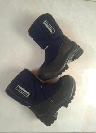 Зимние ботинки kuoma, 21 размер