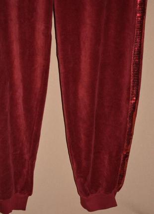 Штаны женские велюровые esmara германия размер l 46-48 евро4