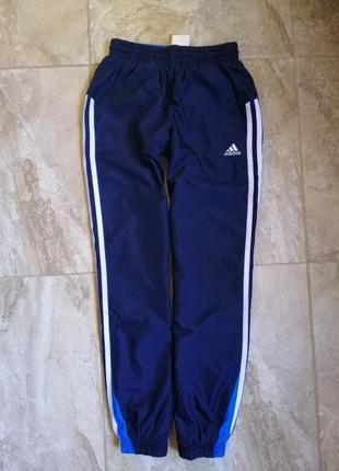 Adidas спортивные штаны 9-10 лет