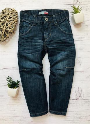 Очень стильные джинсы name it 2-3 года (98)