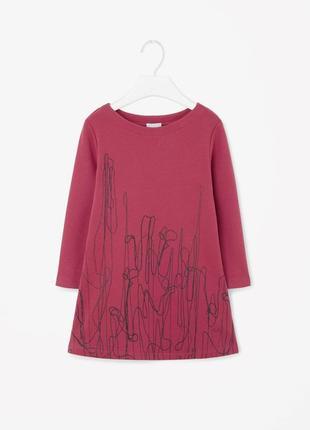 Платье cos (4-6)