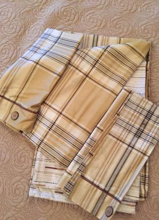 Комплект постельного белья семейный италия2