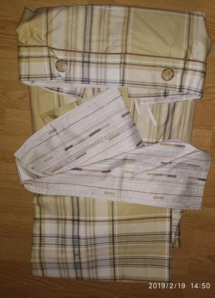 Комплект постельного белья семейный италия4