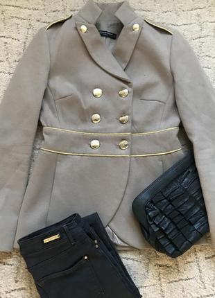 Стильное короткое пальто, rinascimento, италия, размер с