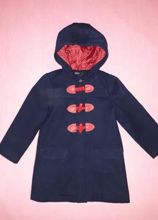 Весеннее пальто george ( куртка весна ) 4-5 лет