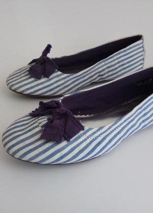 Чудесные туфли , балетки lands'enb