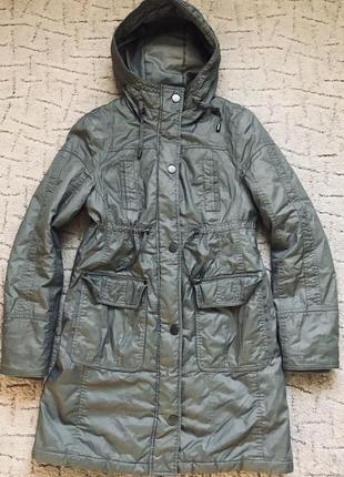 Шикарная парка/пальто, noppies, размер м/л