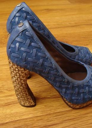Кожаные туфли gianna
