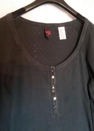 Кофточка, футболка miss 60, новое состояние. р. 12/l. серия miss miss