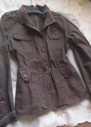 Куртка 100% котон