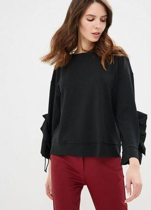 Элегантная базовая блуза benetton