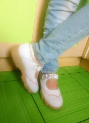 Туфли кожа италия качество morbydick