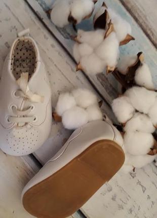 Пинетки, первая обувь на 9-12 мес3