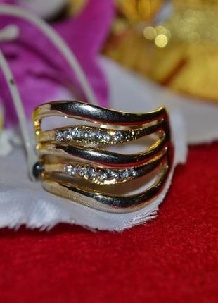 Ювелирное женское кольцо
