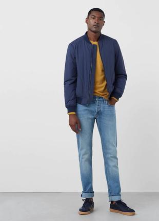 Прямі джинси mango man розмір 30/40