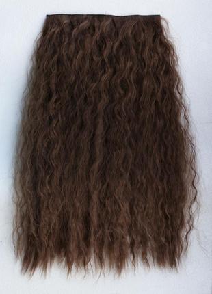 Шикарные искусственные волосы на заколках!