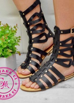 Римские сандалии, босоножки размер 37
