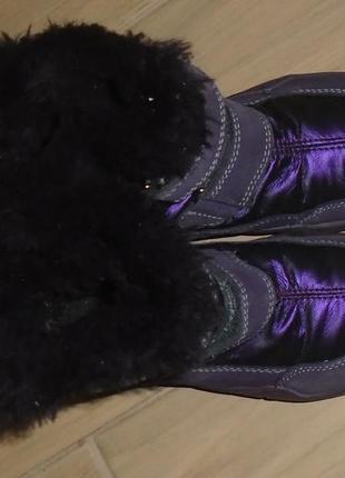 Primigi gore tex зимние термо ботинки 28 р2 фото