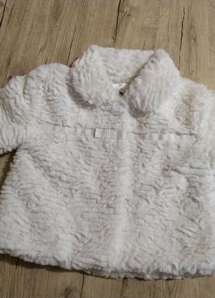 Курточка меховушка