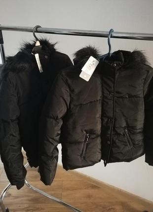 Акція, фірмові куртки f&f еврозима для дівчат